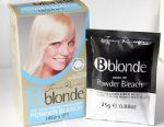 12 x Sachets Jermone Russell B Blonde Hair Powder Bleach Highlift